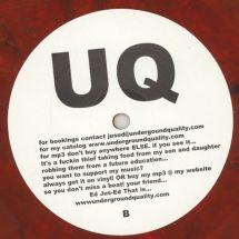 """DJ Jus-Ed/ Levon Vincent  - Minimal Soul Part 2 [12""""]"""