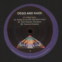 """Dego & Kaidi - Dego & Kaidi [12""""]"""