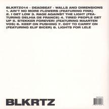 Deadbeat - Walls and Dimensions [3LP]