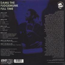 """Damu The Fudgemunk - Full Time [2LP+7""""]"""