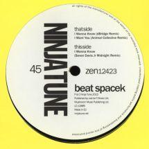 """Beat Spacek - Seven Davis Jr, Dbridge & Animal Collective Remixes [12""""]"""