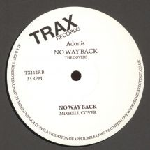 "Adonis - No Way Back - The Covers [12""]"