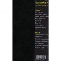 Dead Kennedys - Fresh Fruit For Rotting Vegetables [kaseta]