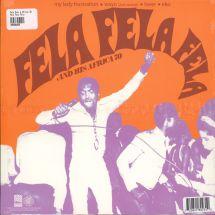 """Fela Kuti & Africa 70 - Fela Fela Fela [10""""]"""