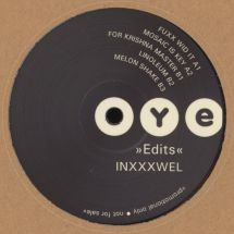 "Inxxxwel - Cold Chillin Edits [12""]"
