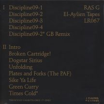 Ras G - The El-Aylien Tapes Volume 1 & 2 [LP]