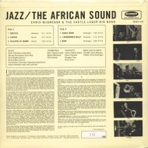 Chris McGregor & The Castle Lager Big Band - Jazz/ The African Sound [LP]