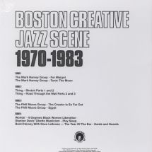VA - The Boston Creative Jazz Scene: 1970-1983 [2LP]
