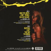 "Ghostface Killah & Adrian Younge - Return Of The Savage/ King Of New York [7""]"