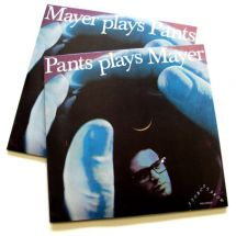 "Mayer Hawthorne & James Pants - Mayer Plays Pants & Pants Plays Mayer [7""]"