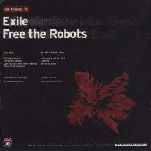 "Exile/ Free The Robots - Los Angeles 10/10 [10""]"