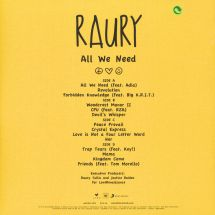 Raury - All We Need [2LP]