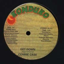 "Connie Case - Get Down [12""]"