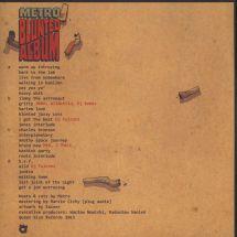 Metro - Blunted Album [2LP]