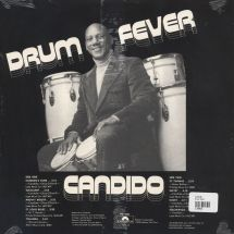 Candido - Drum fever [LP]