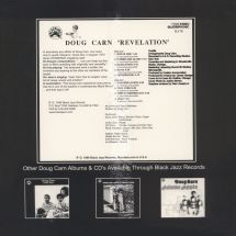 Doug Carn - Revelation [LP]