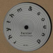 """Rhythm & Sound (Mark Ernestus & Moritz von Oswald) - Carrier/ Density/ Outward [12""""]"""