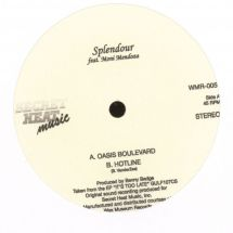 "Splendour - Oasis Boulevard/ Hotline [12""]"