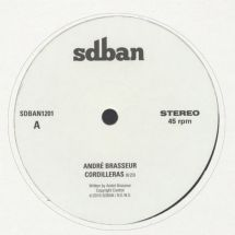 """Andre Brasseur - Cordilleras/ Stress [12""""]"""