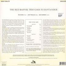 The Red Bahnik Trio - Goes To Santander [LP]