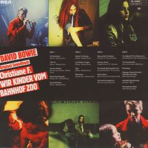 David Bowie - Christiane F. Wir Kinder Vom Bahnhof Zoo OST [2LP]