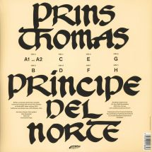 Prins Thomas - Principe Del Norte [4LP+2CD]