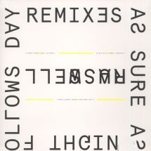 """Russell Haswell - Remixed by Autechre, Powell & DJ Stingray [12""""]"""
