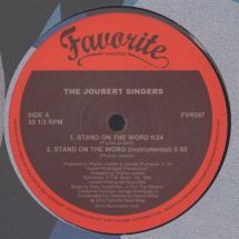 "The Joubert Singers - Stand On The Word [12""]"