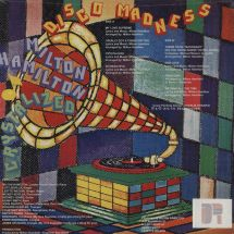 Milton Hamilton Crystalized - Disco Madness [LP]