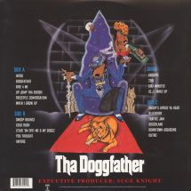 Snoop Doggy Dogg - Tha Doggfather [2LP]