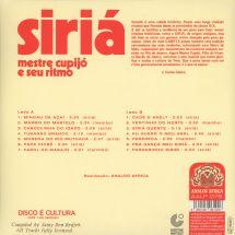 Mestre Cupijo e Seu Ritmo - Siria [LP]