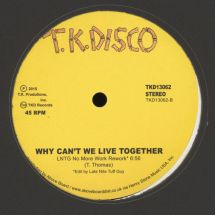 Timmy Thomas - Why Can