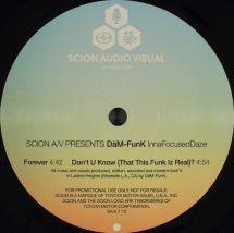 "Dam-Funk - InnaFocusedDaze [10""]"