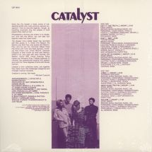 Catalyst - Catalyst [LP]