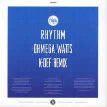 "HOT16 ft. Ohmega Watts - Rhythm (K-Def Remix) [7""]"