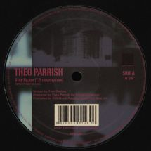 "Theo Parrish/ Isoul8/ Mark De Clive-Lowe - Stop Bajon [12""]"