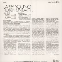 Larry Young - Heaven On Earth [LP]