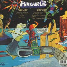 Funkadelic - Standing On The Verge Of Getting It On [LP]