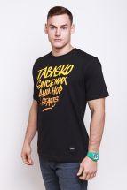 Koszulka Tabasko - Hearts - czarna