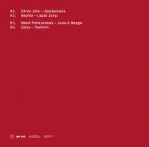 "Eltron John/ Naphta/ Matat Professionals/ Galus - Side One Ten EP1 [12""]"