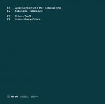 """Jacek Sienkiewicz/ Mo/ Kuba Sojka/ Chino/ Umba - Side One Ten EP3 [12""""]"""
