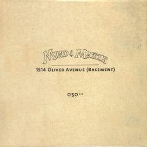 Mind & Matter - 1514 Oliver Avenue (Basement) [LP]