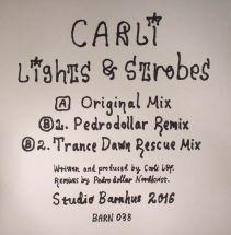 "Carli - Lights & Strobes [12""]"