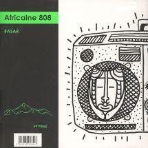 Africaine 808 - Basar [2LP]
