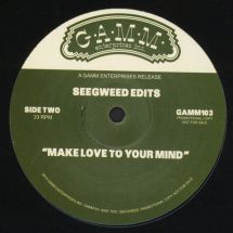 """Seegweed - Seegweed Edits [12""""]"""