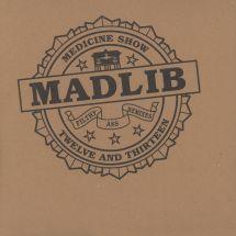 Madlib - Medicine Show #12 & 13 [LP]