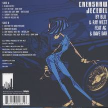 Blu & Ray West - Crenshaw Jezebel [LP]