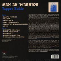 Tapper Zukie - Man Ah Warrior [LP]