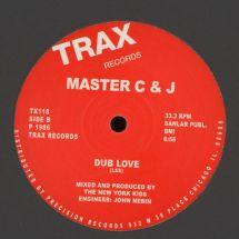"""Master C & J - When You Hold Me [12""""]"""