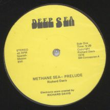 "Richard Davis - Methane Sea [12""]"